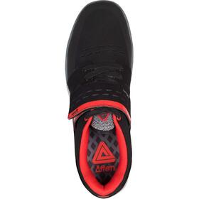 Afton Shoes Vectal Klickpedal Shoes Men black/red